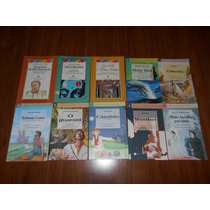 10 Livros Da Série Reencontro