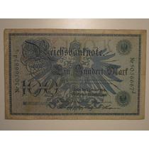 Alemanha) 100 Mark - 1908