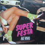 Super Festa Ao Vivo - Lp Coletânea - Rio Claro 1987