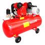 Compressor De Ar 2 Hp 10 Pés 100 Litros - Nagano