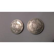 Moeda 200 Réis Brasileiro De 1901