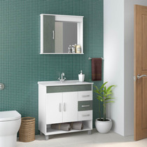 Conjunto Para Banheiro 70cm Ref. 700 - Stein