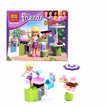 Boneca Lego Menina Friends 10123 - Compativel