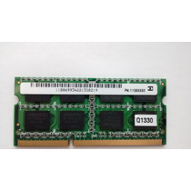 Memoria Notebook 2gb Pc3-10600 1333mhz Ddr3 Nova Original