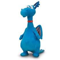 Doutora Brinquedos Pelúcia Dragão Felpudo Disney Store