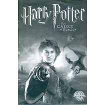 Manual Original Em Portugues Game Pc Harry Potter E O Calice