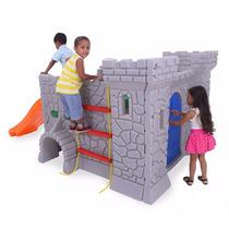 Playground Infantil Castelo Medieval Brinquedo Festa Xalingo