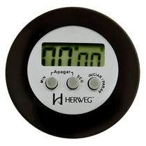 3303 - Timer Digital Alarme Sonoro Cronômetro Regressivo