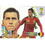 Cards Copa 2014 Adrenalyn Hazard Bélgica Limited Edition