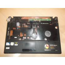 Carcaça Completa Frontal Original Com Touch Notebook Lg R380