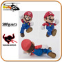 Boneco S.h Figuarts Super Mario Nitendo Moving Action Figure