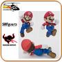 Boneco S.h Figuarts Super Mario Nitendo Moving Action Figure