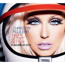 Christina Aguilera - Keeps Greatest Hits Videos Cd+dvd Imp.