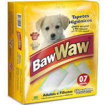 Tapetes Higiênicos Baw Waw - 7 Unidades - Meu Amigo Pet