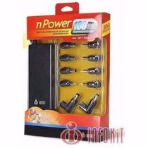 Fonte Universal Automatico Pra Notebook Com 8+2 Adapt 100w