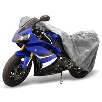 Capa Para Cobrir Moto Forrada Tamanho P - M - G Frete Grátis