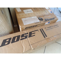 Bose L1 Model Ii (satelite + Sub B1 + Tonematch) Completo!