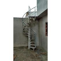 Escada Caracom Com Corrimão