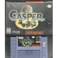 Gasparzinho Casper Super Nintendo Snes Com Caixa P/entrega!