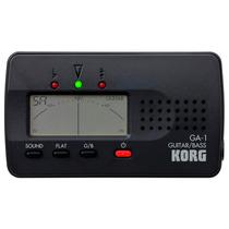 Korg Ga-1 - Afinador Compacto Para Guitarra + 1 Ano Garantia