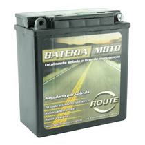 Bateria Route Ytx14l-bs Harley Davidson Sportster Xl / 883