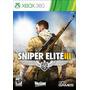 Sniper Elite Iii 3 Em Português Mídia Física Xbox 360