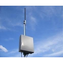 Kit Provedor, Economic , Antena Omni 25dbi +caixa +pig. 50km