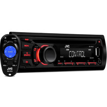 Cd Player Jvc Kenwood Usb Auxiliar Mp3 Radio Am Fm Controle
