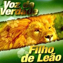Cd Voz Da Verdade - Filho De Leão (2007) * Lacrado Raridade