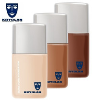 Base Ultra Fluid Foundation Kryolan!! Cores: Ob2 Ou Ob3 !