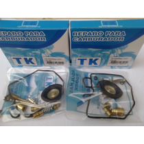 Reparo Do Carburador Cb 450 (02 Kits) Completos Toork Tk