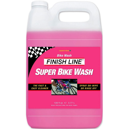 Limpador Finish Line Super Bike Wash Seco Bike Galão 3.77lts