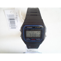 Casio F-91 Digital Alarme Cronômetro Original Retro Casio