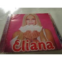 Cd Eliana 2001 Formiguinha Usado