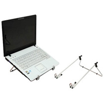 Suporte Base Para Notebook Netbook Tablet Sistema Ergonomico