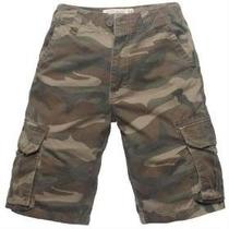 Bermuda Camuflada Masculina Tecido Otimo / Caimento Perfeito