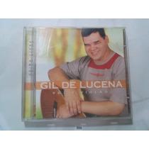 Cd Gil De Lucena ,voz E Violão (original) Frete R$ 8,00