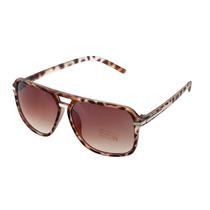 Óculos De Sol De Leopardo De Resina C Proteçãouv400