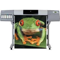 Impressora Plotter Hp Designjet 5500 Qualidade Fantástica