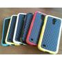 Capa Silicone P/ Galaxy S4 Mini I9190 I9192 I9195 + Película