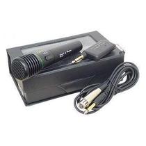 Microfone Sem Fio De Mão Wg-308e Com Estojo - Leilão