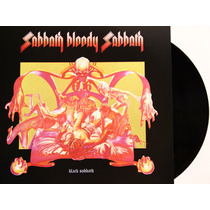 Lp Vinil Black Sabbath Sabbath Bloody Sabbath 180g Importado