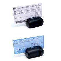 Leitor Código De Barras - Boleto Bancários E Cheques - Usb