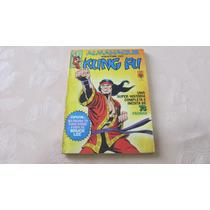 Almanaque Mestre Do Kung Fu Num 1 Ed Abril