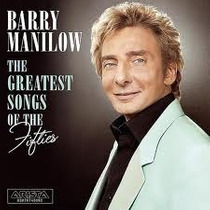 Cd Barry Manilow The Greatest Songs Of The Fifties
