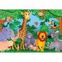 Painel Em Lona Safari 2,00x1,45!