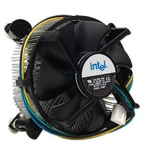 Cooler Fan 775 Intel Novo Na Caixa Original Garantia 1 Ano