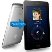 Tablet Asus Fonepad 3g 16gb Faz E Recebe Chamadas - Novo