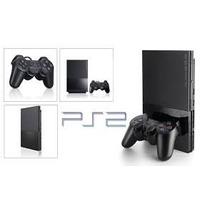 Play Station 2 + Frete Gratis + 2 Controles + Cartao Memoria