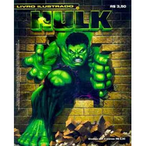 Figurinhas Album Do Hulk (editora Navarrete -2003)